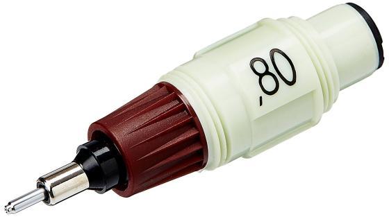 Пишущий элемент для изографа Rotring S0218680 0.8 мм карандаш механический rotring rapid pro 0 5мм серебристый 133 5 мм 1904255