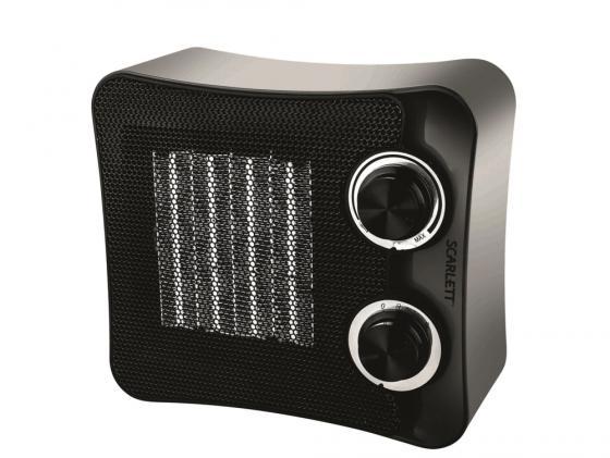 Тепловентилятор Scarlett SC-FH53K02 2000Вт напольный серый scarlett sc fh53k02 тепловентилятор