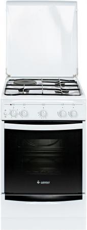 Комбинированная плита Gefest ПГЭ 5110-01 0005 белый комбинированная плита gefest пгэ 5102 02