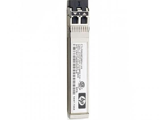 Трансивер HP 8Gb LW 25km FC SFP AW538A трансивер hpe mds 9000 8gb fc sfp short range xcvr aj906a