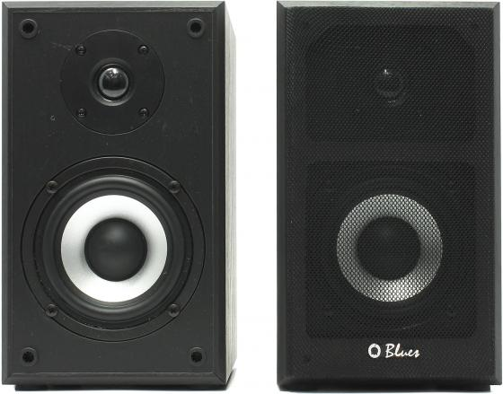 все цены на  Колонки Dialog Blues AB-43B 2x12Вт RMS черный Bluetooth USB SD reader  онлайн