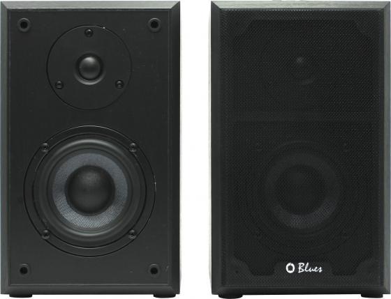 Колонки Dialog Blues AB-47B 2x18Вт RMS черный Bluetooth USB SD reader гитарный комбоусилитель roland blues cube stage