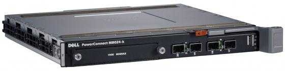Модуль Dell PCT M8024-k 24 Port ProSupport NBD