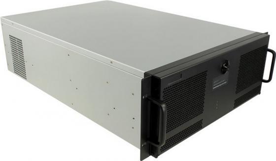 Серверный корпус 4U Procase GE401L-B-0 Без БП чёрный серверный корпус 4u procase eb430m b 0 без бп чёрный