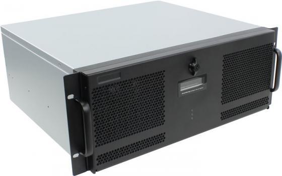 Серверный корпус 4U Procase GM438D-B-0 Без БП чёрный серверный корпус 4u procase eb430m b 0 без бп чёрный