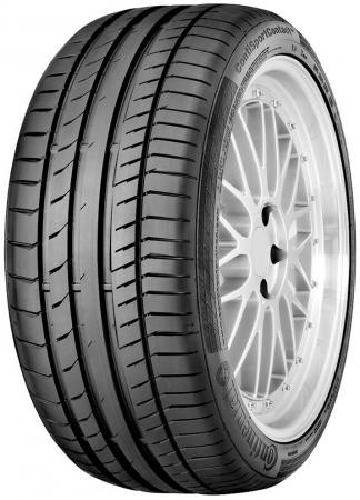 Шина Continental ContiSportContact 5 SUV N0 295/35 R21 103Y зимняя шина continental contivikingcontact 6 suv 255 50 r20 109t