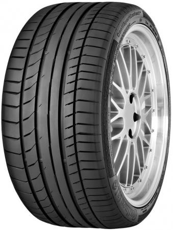 Шина Continental ContiSportContact 5 P AO 255/40 R19 100Y шина continental contiwintercontact ts 830 p 295 30 r19 100w xl