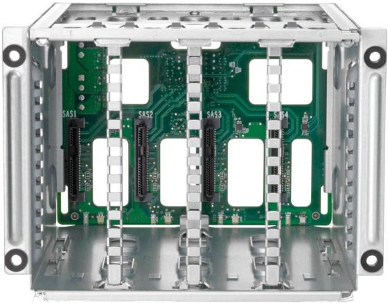 Корзина для жестких дисков HP Primary 2U 8SFF HDD Cage w/ Backplane 719067-B21 hdd hp j9f42a