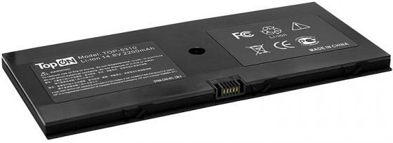 Аккумулятор для ноутбука HP ProBook 5310m, 5320m Series 2200мАч 14.8V TopON TOP-5310 аккумулятор для ноутбука lenovo ideapad b40 b50 m4400 n40 v4400 eraser n50 series 2200мач 14 4v topon top v4400 32wh