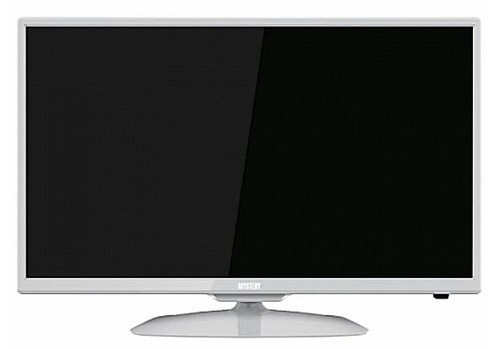 Телевизор 24 MYSTERY MTV-2431LT2 белый 1366x768 50 Гц USB VGA led телевизор mystery mtv 2431lt2 black