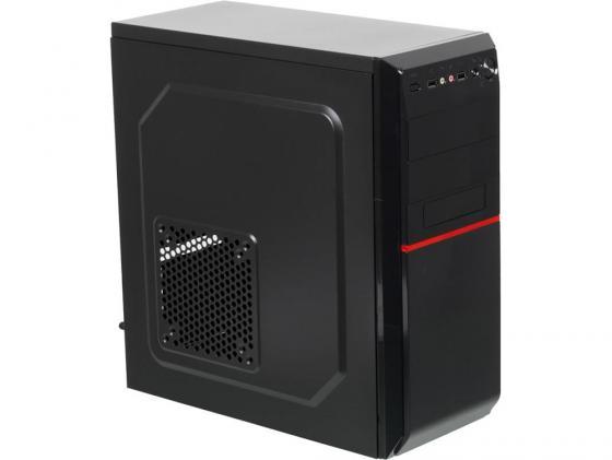 Корпус microATX Linkworld VC-08C02 Без БП чёрный С2256U linkworld lw6 450w