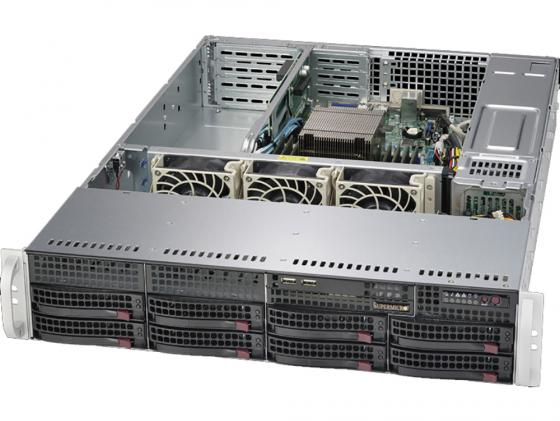 Серверная платформа Supermicro SYS-5028R-WR от Just.ru