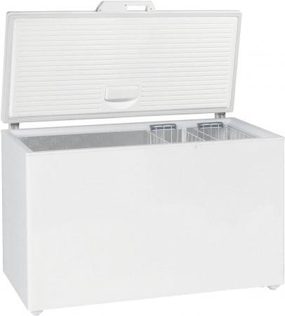 Морозильный ларь Liebherr GT  4932-20 001 белый морозильный ларь бирюса б 260к
