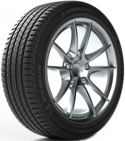 Шина Michelin Latitude Sport 3 N0 235/55 R19 101Y шина michelin crossclimate 215 55 r17 98w