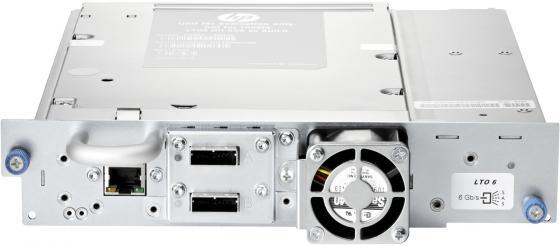 лучшая цена Ленточный массив HP MSL LTO-6 Ultr 6250 FC Drive Upg Kit C0H28A