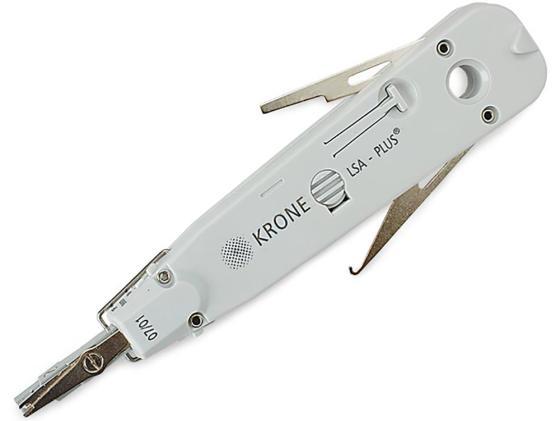 Купить со скидкой Универсальный сенсорный монтажный инструмент KRONE LSA-PLUS