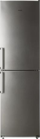 Холодильник Атлант ХМ 4425-080 N серебристый двухкамерный холодильник atlant хм 4521 060 nd