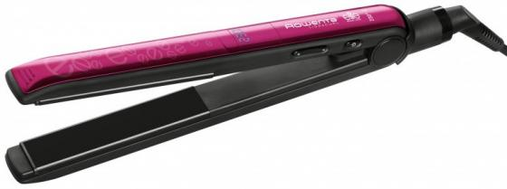 где купить Выпрямитель волос Rowenta SF4402F0 59 розовый дешево