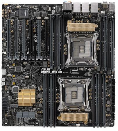 Материнская плата ASUS Z10PE-D16 WS LGA2011-3 C612 16xDDR4 6xPCI-E x16 EATX материнская плата asus h81m r c si h81 socket 1150 2xddr3 2xsata3 1xpci e16x 2xusb3 0 d sub dvi vga glan matx