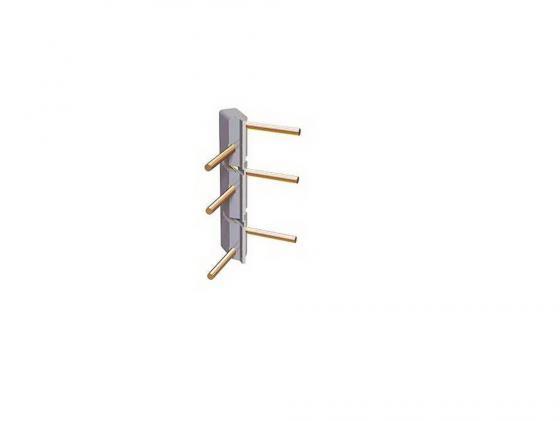 для двойных/тройных розеток Schneider Electric ALB45291