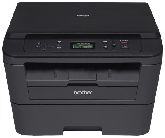 МФУ Brother DCP-L2520DWR ч/б A4 26ppm 2400x600dpi дуплекс Wi-Fi USB brother brother dcp l2520dwr