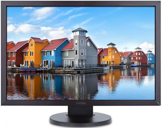 Монитор 24 ViewSonic VG2438SM черный PLS 1920x1200 250 cd/m^2 5 ms DVI DisplayPort VGA Аудио USB