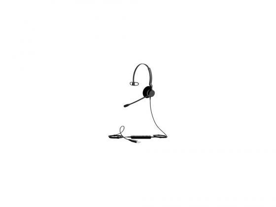 Гарнитура Jabra BIZ 2300 Mono USB UC E-STD NC Hifi DSP PC Suite 2393-829-109 громкая связь jabra speak 510 uc bluetooth usb nc wb link 360 uc 7510 409