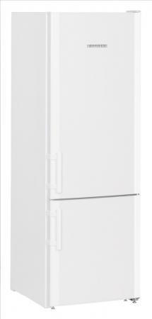 Холодильник Liebherr CU 2811-20 001 белый холодильник liebherr cu 2811 двухкамерный белый