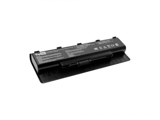Аккумуляторная батарея TopON TOP-N56 4400мАч для ноутбуков Asus N46 N56 N76 клавиатура topon top 100317 для asus x401 x401a x401u black