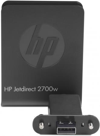 Принт-сервер HP Jetdirect 2700w USB Wireless Print Server J8026A industrial computer case 3u380mm usb plastic lock panel monitor server chassis