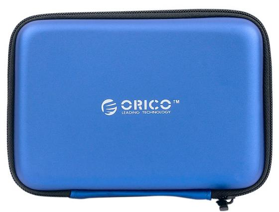 Чехол для HDD 2.5 Orico PHB-25-BL синий кабели orico кабель microusb orico adc 10