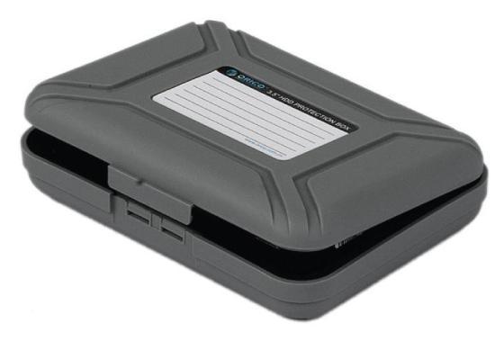 Чехол для HDD 3.5 Orico PHX-35-GY серый аксессуар чехол orico php 35 gy gray