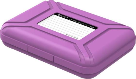 Чехол для HDD 3.5 Orico PHX-35-PU фиолетовый кабели orico кабель microusb orico adc 10