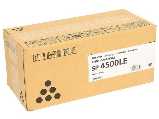 Картридж Ricoh SP 4500LE для SP 4510DN SP410SF черный 3000стр 407323 цена в Москве и Питере