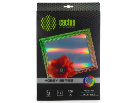 Бумага Cactus CS-DA426010M A4 260г/кв.м 10л