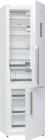 лучшая цена Холодильник Gorenje NRK6201TW белый
