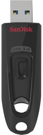 Флешка USB 128Gb SanDisk Ultra SDCZ48-128G-U46 черный