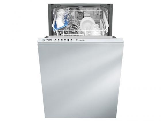 Посудомоечная машина Indesit DISR 16B EU белый
