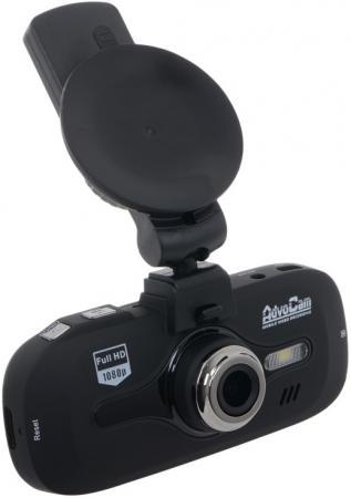 Видеорегистратор AdvoCam-FD8 BLACK GPS автомобильный видеорегистратор advocam fd black