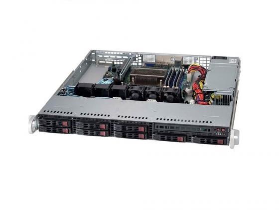 Серверная платформа SuperMicro SYS-5017C-URF от Just.ru