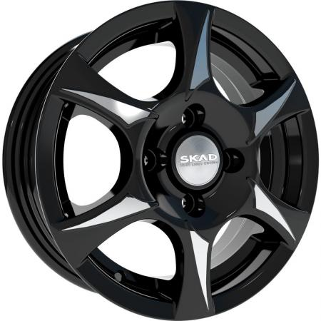 Диск Скад Аэро 5x13 4x114.3 ET45 Алмаз колесные диски xtrike x 101 5x13 4x114 3 d69 1 et45 hsb