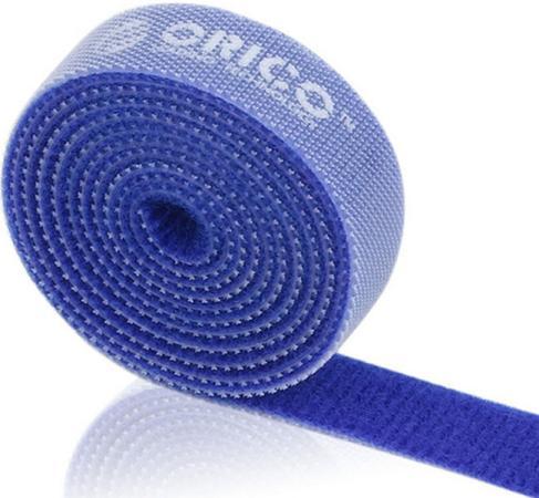 Стяжки для кабелей ORICO CBT-1S-BL синий orico cbt 1s blue стяжка для кабелей