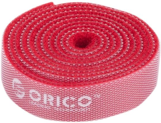 Фото - Стяжки для кабелей ORICO CBT-1S-RD красный имидж мастер массажный валик 33 цвета красный 3006