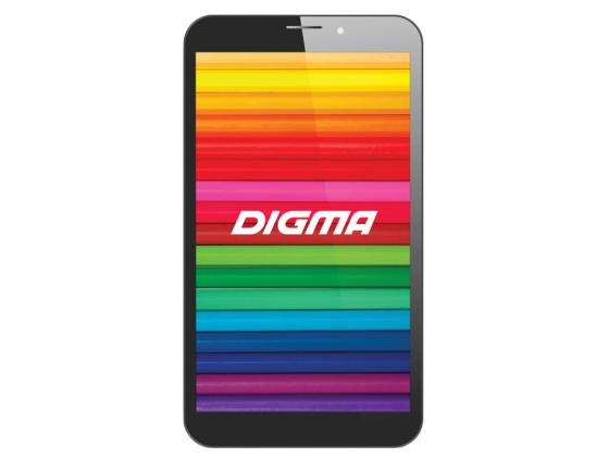 Планшет Digma Platina 7.2 7 8Gb черный Wi-Fi 3G Bluetooth LTE Android NS6902QL планшет digma plane 1601 3g ps1060mg black