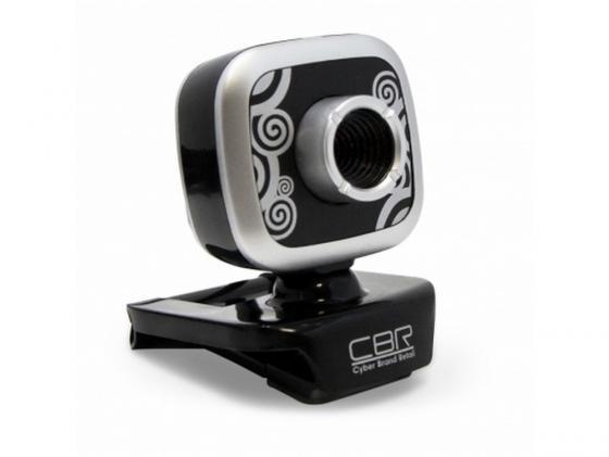 Веб-Камера CBR CW-835M серебристый