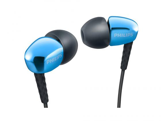 Наушники Philips SHE3900BL/51 синий наушники philips she3590wt 10 белые