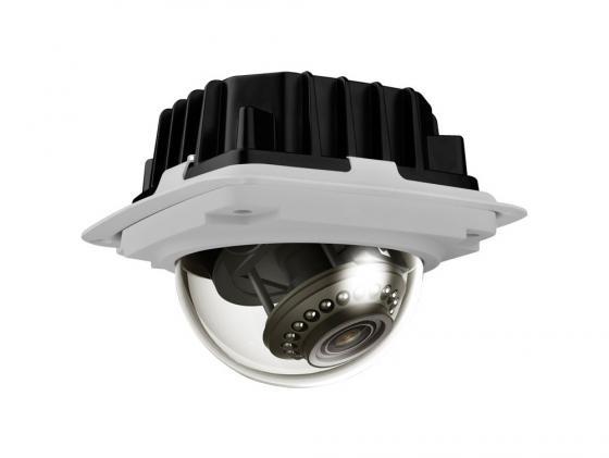 Камера IP ivue NV432-P CMOS 1/2.5 1920 x 1080 H.264 MJPEG MPEG-4 RJ-45 LAN PoE белый черный ip камера ivue iv5511e