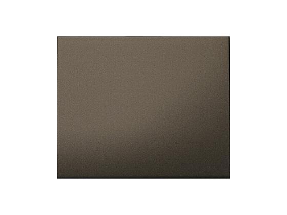 Лицевая панель Legrand Galea Life для выключателя темная бронза 771210 цены