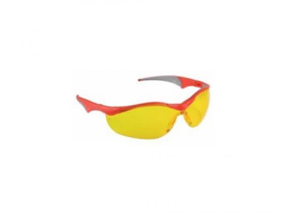 Защитные очки Зубр МАСТЕР желтый