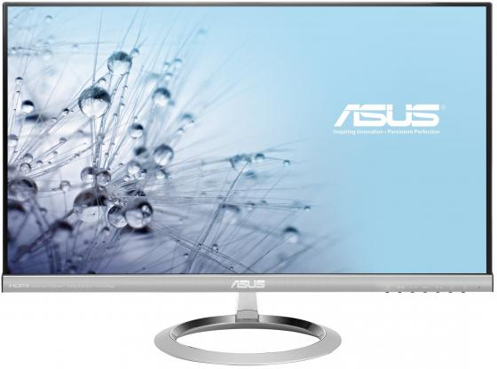 Монитор 25 ASUS MX259H черный AH-IPS 1920x1080 250 cd/m^2 5 ms DVI HDMI Аудио 90LM0190-B01670 asus asus vp228h 21 5 черный dvi hdmi full hd